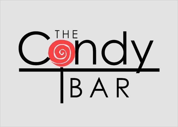 candy bar logos