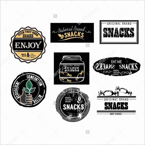 snack bar logos