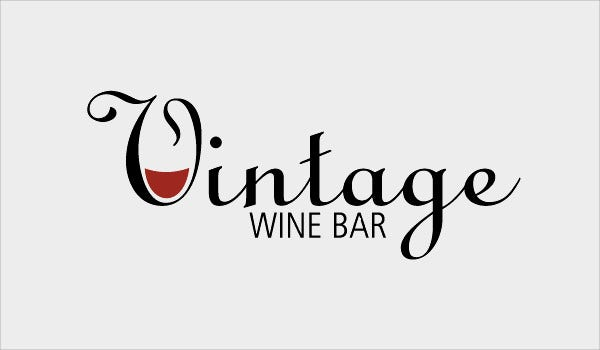 wine bar logos