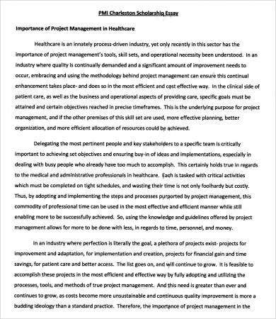 High School Admission Essay  Essay On My School In English also An Essay On Newspaper Scholarship Essays Example   Free Word Pdf Documents  Essay On Health And Fitness
