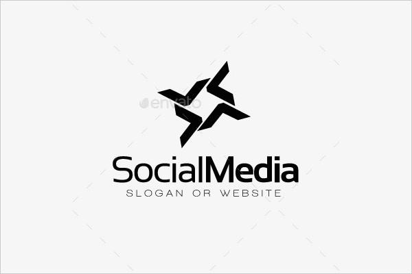 Social Media Vector Logo