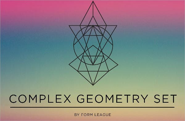 geometric circle vector1