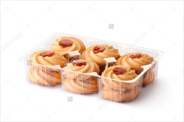 Plastic Bakery Items Packaging