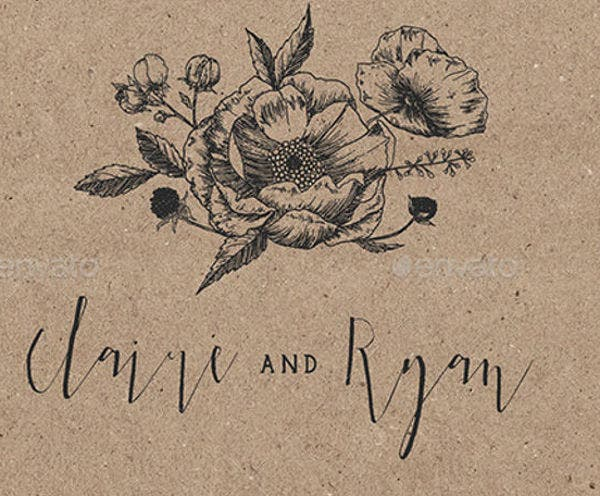 rustic-rsvp-card-template