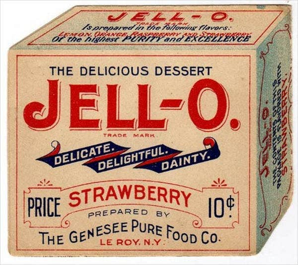 Vintage Product Packaging