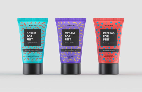 Branding Cosmetic Packaging Design