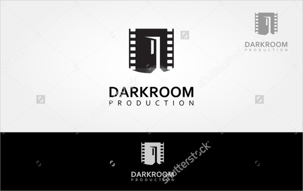 media production company logo