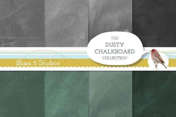 Dusty Chalkboard Textures