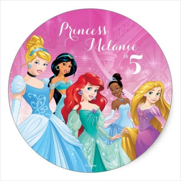 disney-round-stickers