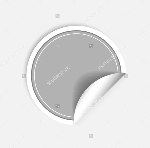 grey-round-stickers
