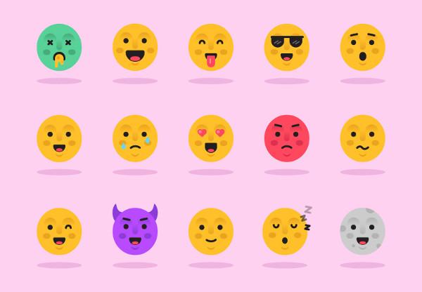 Free Emoji Icons