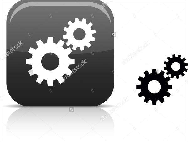 settings-icon-vector