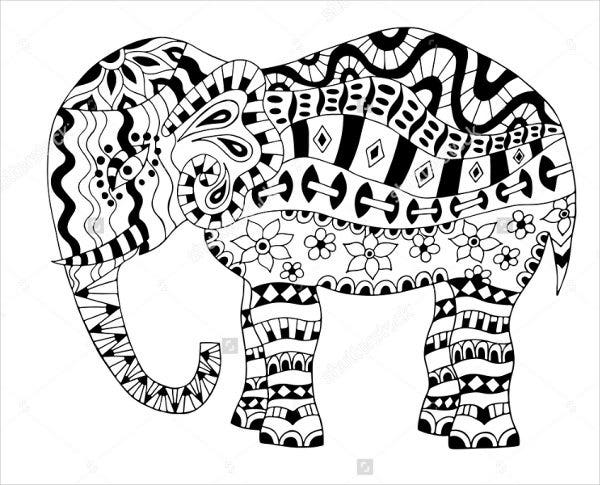 elephant-coloring-page-for-adults
