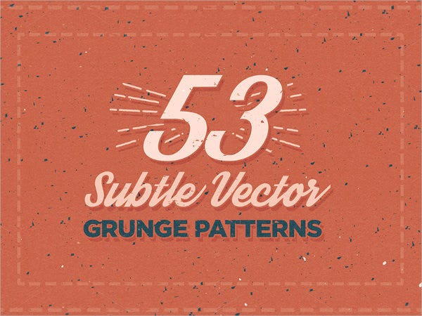 Subtle Vector Pattern