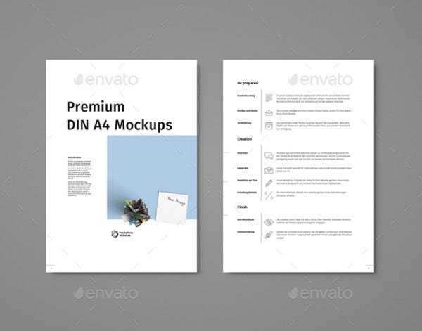 11 Flyer Mockups Free Psd Vector Format Download Free