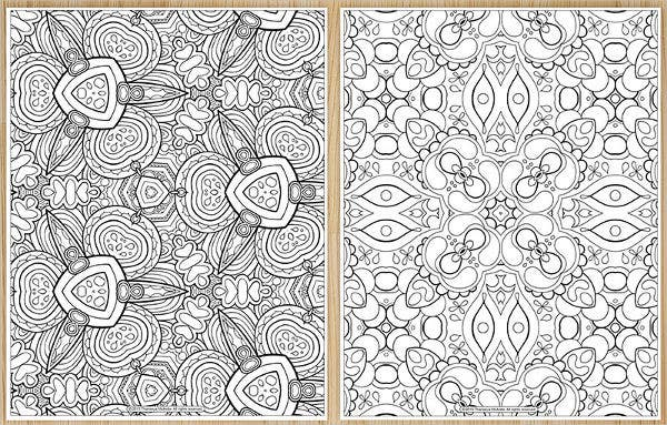 Fun Coloring Page for Adults