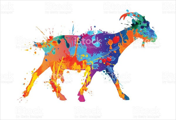 Paint Art Vector
