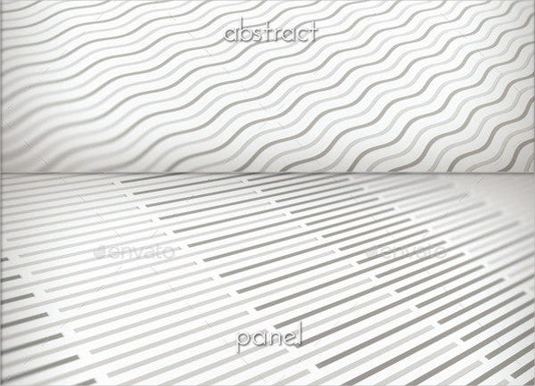 white lines pattern