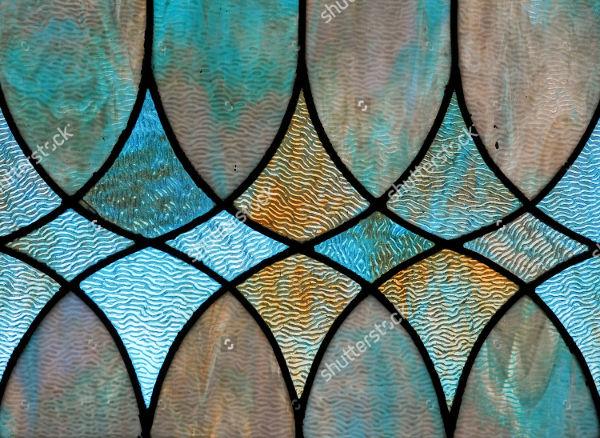 curved diamond pattern1