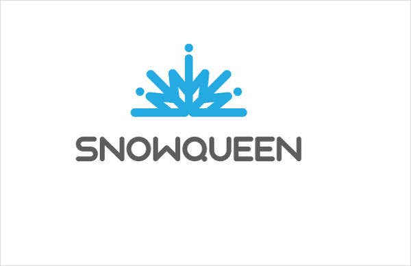 snow queen logo