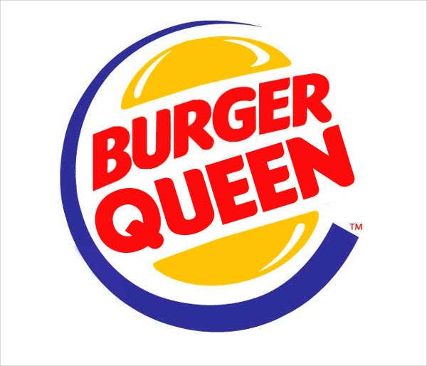 burger queen logo
