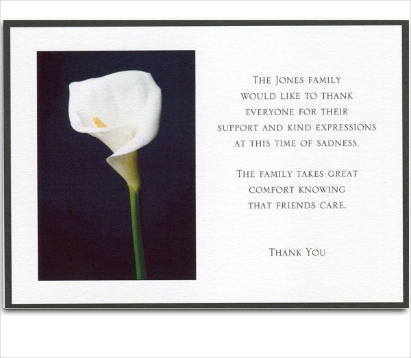 sample-bereavement-thank-you-card