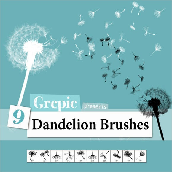 dandelion-photoshop-brushes