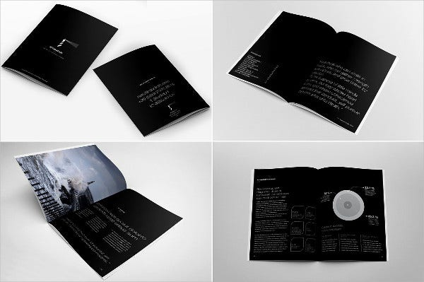 Annual Report Brochure PSD