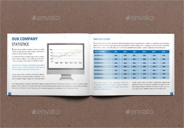Landscape Annual Report Brochure