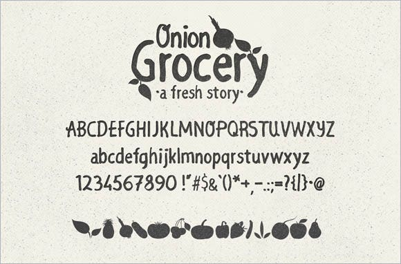 vintage rounded font