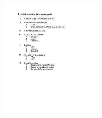 event-committee-meeting-agenda-template