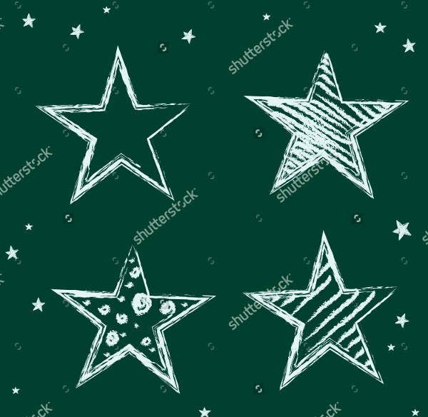 hand-drawn-star-vector