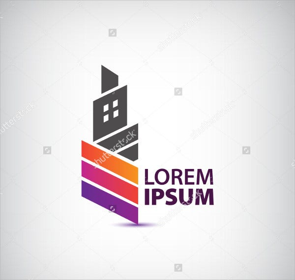 Modern Construction Logo