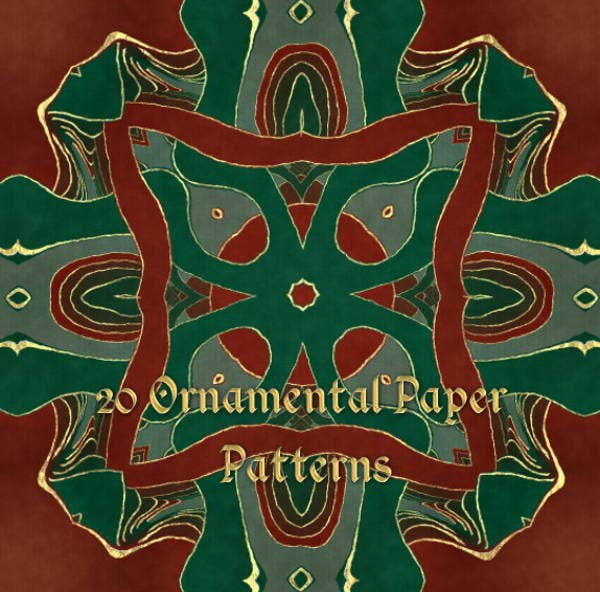 ornamental-paper-patterns
