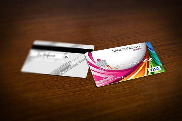 photoshop credit card mockup