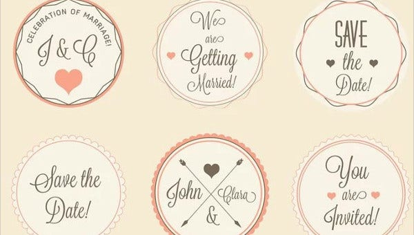 Wedding Vectors 10 Eps Png Jpg Svg Format Download
