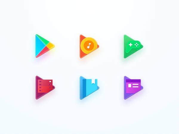 google-play-icons