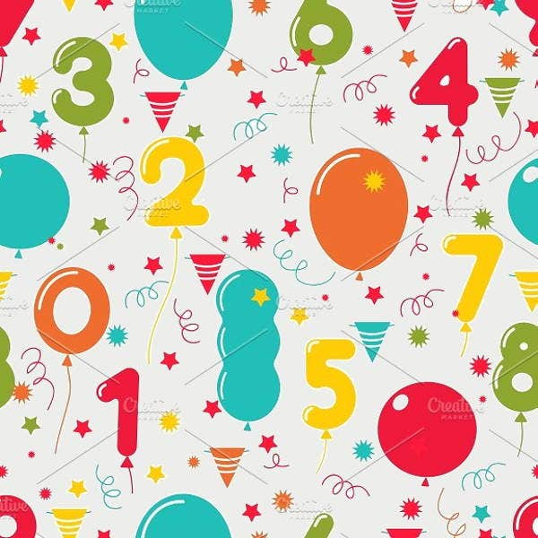 birthday party patterns