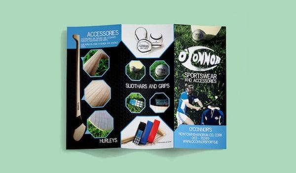 Sports Branding Brochure