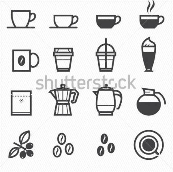 coffee-icons-vector