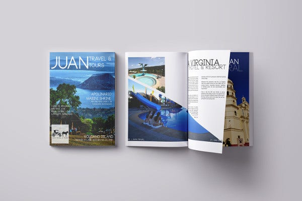 Tourist Travel Magazine