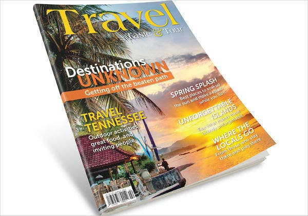 Summer Travel Magazine