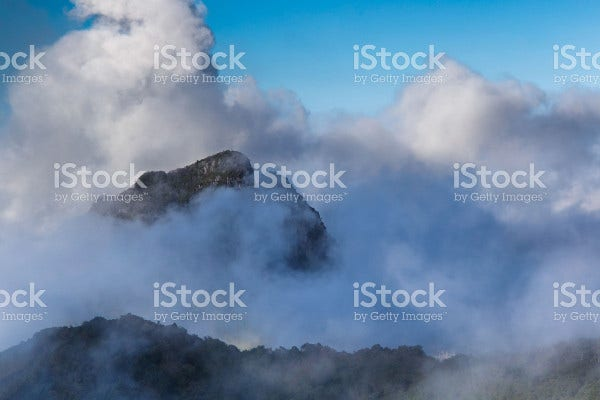 Landscape Smoke Photography