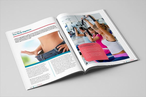 fitness guide brochure1