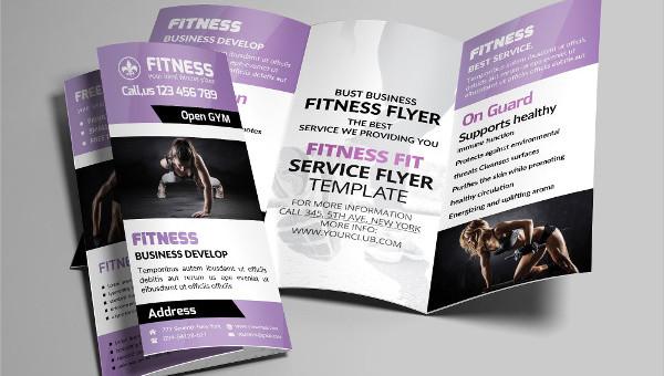 fitness brochure1