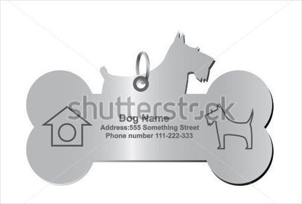 plastic-dog-name-tag