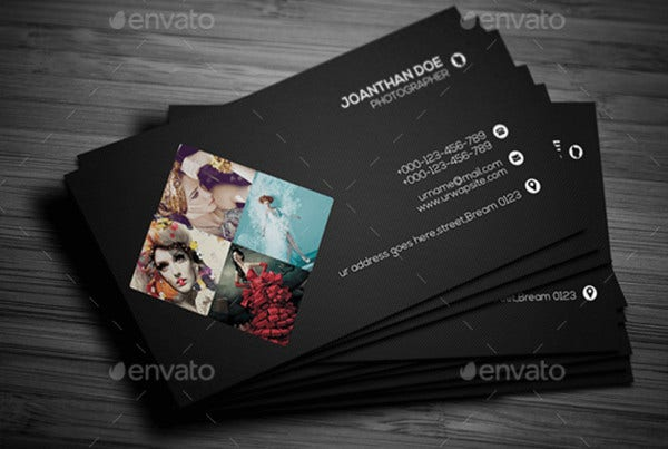 Sample Business Invitation Card