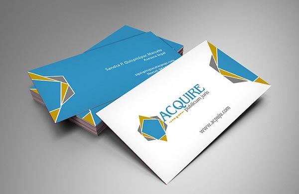 Sample Business Card For Students