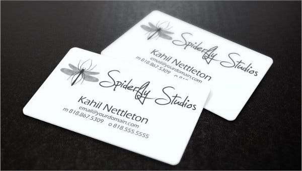 diy business card feature images