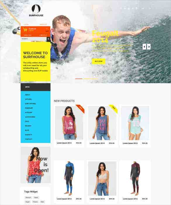 free flat ecommerce bootstrap website template min